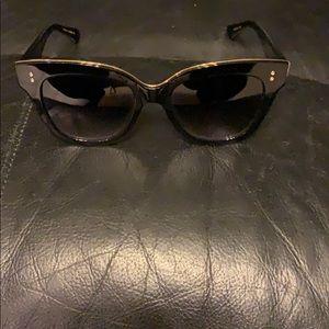 Sita day tripper black sunglasses